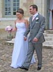 Wedding of Rachel and Antoine - France 2013